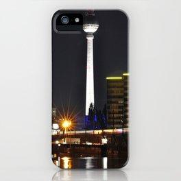 Summernight Berlin iPhone Case