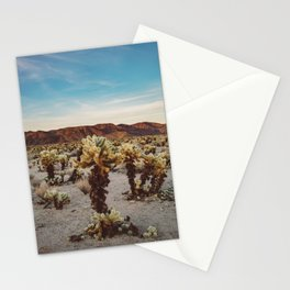 Cholla Cactus Garden II Stationery Cards