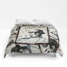Dr. Hunter S. Thompson Comforters