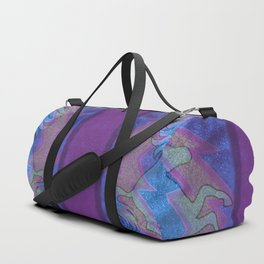 Sparkle lightning unicorn Duffle Bag