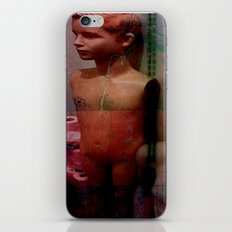 MANNEQUINS iPhone & iPod Skin