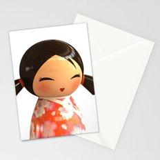Kokeshi 07 Stationery Cards
