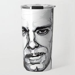 John Dillinger Mug Shot Travel Mug