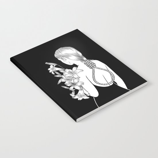 Too Young To Die Notebook