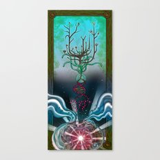Abiogenesis Canvas Print