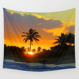 BEACH LIFE Wall Tapestry