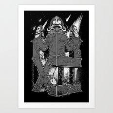 MMXII Art Print