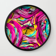 Blasé Wall Clock