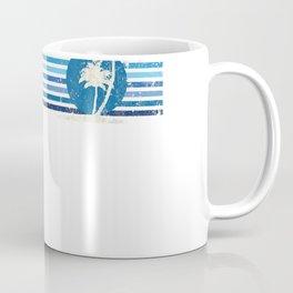 Mazatlan T-Shirt Vintage 80s Palm Trees Sunset Tee Coffee Mug