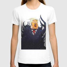 Drumphthulhu T-shirt