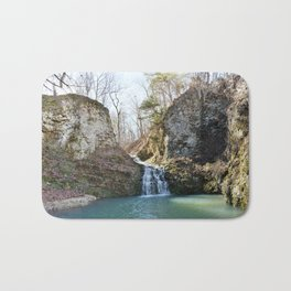 Alone in Secret Hollow with the Caves, Cascades, and Critters, No. 1 of 21 Bath Mat