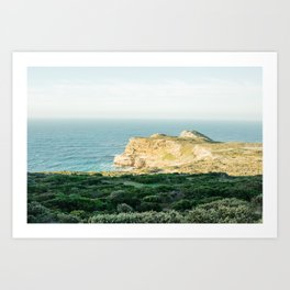 Dias Beach Art Print
