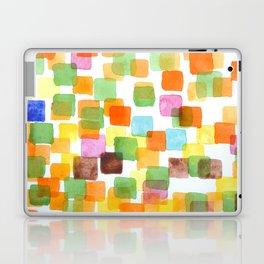 First Squares Pattern  Laptop & iPad Skin