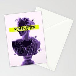 Roman Bitch Stationery Cards