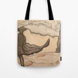 Gunslinger Tote Bag