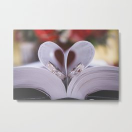 Love Signs Metal Print