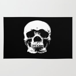 Deaths head Rug