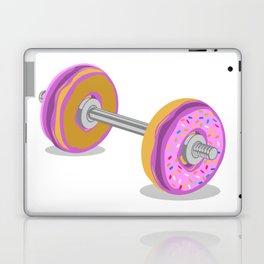 Donut Weight Artwork Laptop & iPad Skin