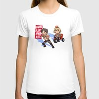 snk T-shirts featuring Woo woo! by marisue