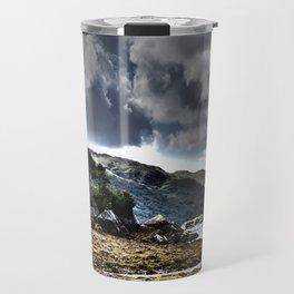 Loch Ailort, Scotland Travel Mug
