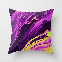 Pandemonium Throw Pillow