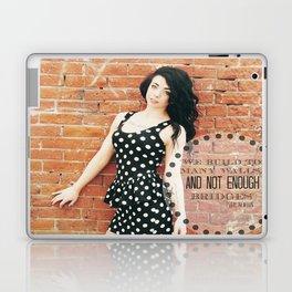 Too Many Walls Laptop & iPad Skin