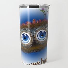 Wee Haggis by day! Travel Mug