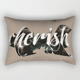 Cherish Rectangular Pillow
