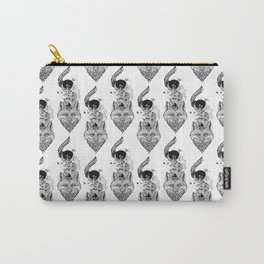 Fox Space Forest Carry-All Pouch