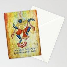 Divine series 2: Hare Krsna Stationery Cards