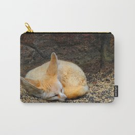 Time to Sleep Little Fennec Fox Carry-All Pouch