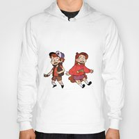 gravity falls Hoodies featuring Gravity Falls by Corelle_Vairel