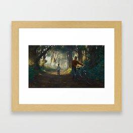 Familiar #8 Framed Art Print