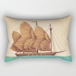 Winged Odyssey Rectangular Pillow