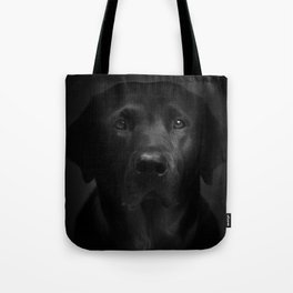 I met a girl (Black and white version) Tote Bag