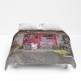 Antique Store Comforters