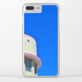 South Beach Clear iPhone Case