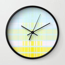 Saturday Mornings Wall Clock