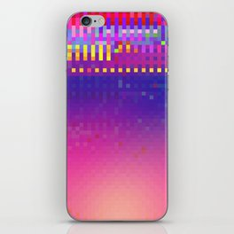 Auroralloverdrive iPhone Skin