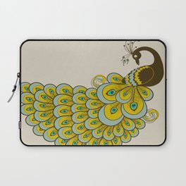 Art Peacock V4 Laptop Sleeve