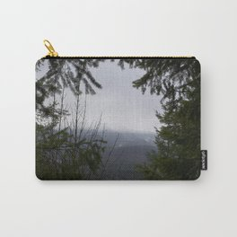 Mountain Wreath Carry-All Pouch