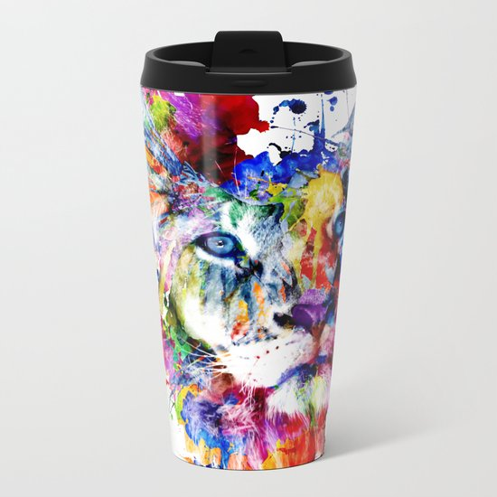 THE KING II Metal Travel Mug