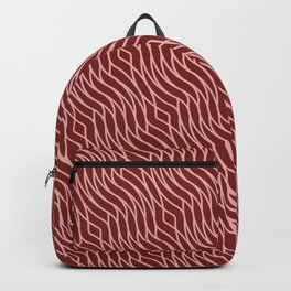 Op Art 75 Backpack