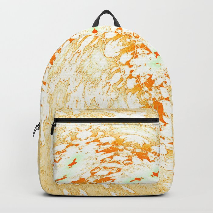 Autumnal Whirl Backpack