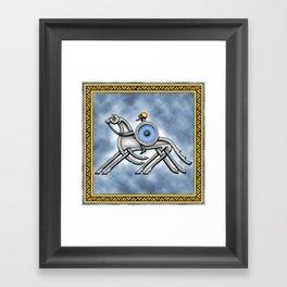 Odin Framed Art Print
