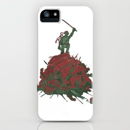 Never Forget That They Were Ninja iPhone Case