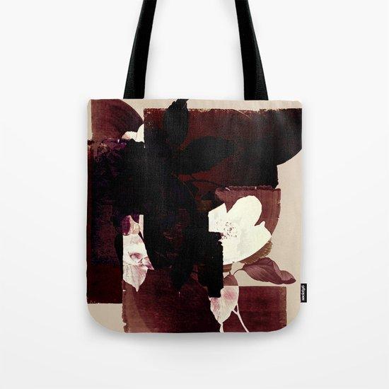 fleur contemporaine Tote Bag