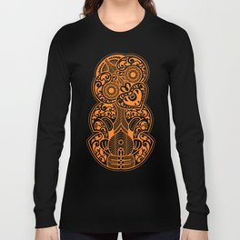 Hei Tiki Long Sleeve T-shirt