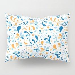 Paisley Swirly Pillow Sham