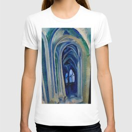 "Robert Delaunay ""Saint-Séverin No. 3"" T-shirt"